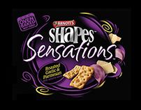 Shapes Sensations
