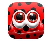Happy Ladybug