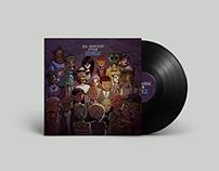 Kal Sereousz - Music album cover