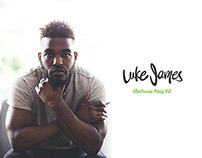 Luke James EPK Sample