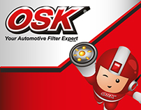 OSK Filter Packaging