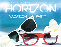 Vacation - Flyer