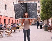 IMMAGINE/AZIONI Photoset itinerante per la città