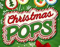 """Christmas POPS for Zakład cukierniczy """"Michał"""""""