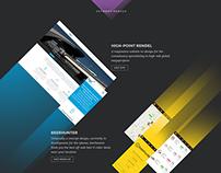 Digital design portfolio update