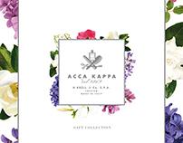Accakappa Gift Collection '14/15