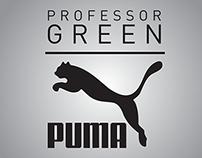 PUMA x Professor Green Clothing Range Proposal