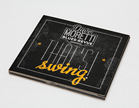 Dave Moretti Blues Revue – That's Swing!