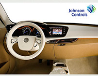 JCI Showcar Interface Concept