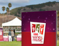 VONS Wine and Music Tour