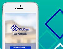 Bid Deal App