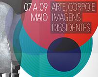 Seminário Arte, Corpo e Imagens dissidentes