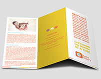 Baby Theory - Tri Fold Brochure