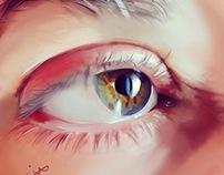 Digital Art with sketchbook app