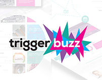 Trigger Buzz - Website Design