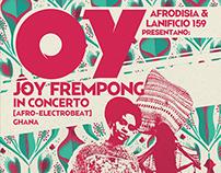 OY - Joy Frempong