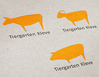 Tiergarten Kleve - Corporate Identity Redesign