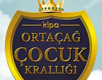Kipa Shopping Mall / medieval Kingdom of child / ad