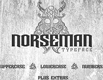 Norseman Typeface