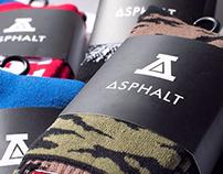 Asphalt socks