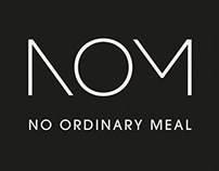 NOM Delivery - Website Ux/Ui Design