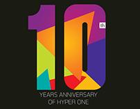 HyperOne Anniversary