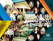 Megaworld Foundation Coffee Table Book