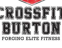 CrossFit Burton Branding