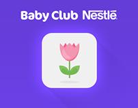 Baby Club Nestlé - Maze App