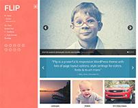 FLIP WordPress Theme