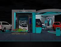 Mercedes-Benz EX-Stand