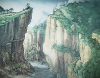 Video: Illustration / Storyboarding / Mattepainting