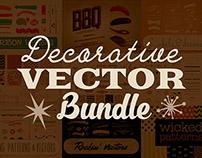 Decorative Vector Bundle