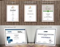 mine certificates