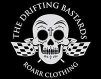 ROARR CLOTHING: THE DRIFTING BASTARDS
