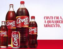 """Comercial Conti Cola """"Momentos"""""""