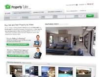 Property Tube. Property Video Hosting Website