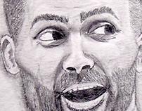 Mes dessins : Du portrait et de la perspective