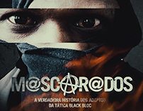 "Book Trailer - ""Mascarados"""