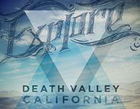 Explore - Death Valley, California