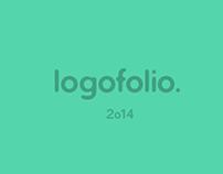 logofolio. 2014