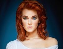 Ginger_02 (heterochromia iridum)
