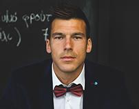 Daniel Fernandes goalkeeper