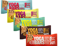 Working with Yoga Bars