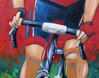 Le cycliste / The cyclist