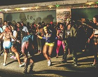 Kingston street partys.