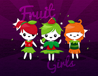 Fruit Girls