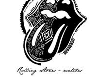 Rolling Stones  - Latin america Watches