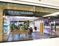 Erdem Kiramer - Aveda Lifestyle salon - Istanbul