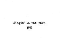 "animation ""Singin' in the Rain"""